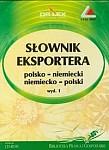 Słownik eksportera polsko-niemiecki niemiecko-polski