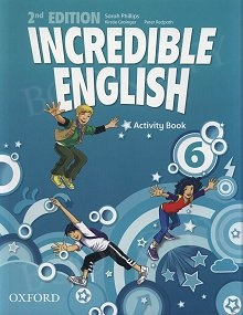 Incredible English 6 (2nd edition) ćwiczenia