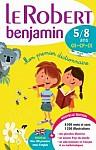 Le Robert Benjamin : 5/8 ans