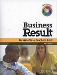 Business Result Intermediate książka nauczyciela