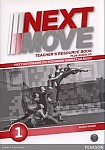 Next Move 1 (WIELOLETNI) Teacher's Resource Book plus CD-ROM