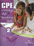 CPE (Updated 2013) Listening and Speaking Skills 2 Class Audio CDs  (set of 6)