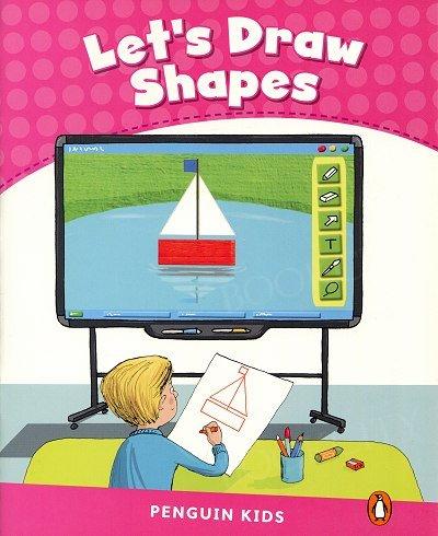 Let's Draw Shapes Poziom 2 (400 słów)