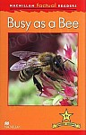 Busy as a Bee Level 1 Book