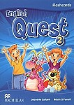 English Quest 2 (reforma 2017) Flashcards