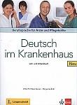 Deutsch im Krankenhaus Neu Lehr- und Arbeitsbuch