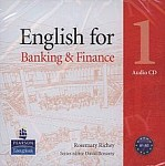 English for Banking and Finance Level 1 Audio CD