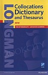 Longman Collocations Dictionary and Thesaurus twarda oprawa