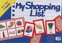 My shopping List gra językowa z polską instrukcją i suplementem