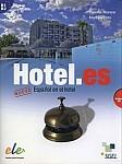 Hotel.es B1-B2 podręcznik +CD