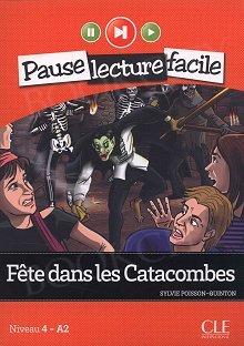 Fete dans les Catacombes Książka + CD