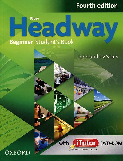 New Headway Beginner (4th Edition) Student's Book Pack (iTutor DVD-ROM)
