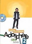 Adosphere 2 Zeszyt ćwiczeń + CD-Rom
