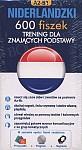 Niderlandzki 600 fiszek Trening dla znających podstawy Fiszki + CD-Rom