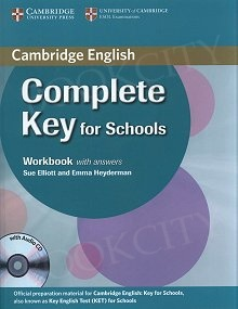 Complete Key for Schools Workbook with Answers +Audio CD
