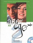 Alter Ego+ 2 Podręcznik + CD-Rom
