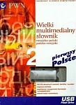 Wielki multimedialny słownik rosyjsko polski polsko rosyjski. (Pendrive)