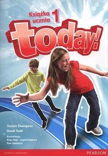 Today! 1 podręcznik