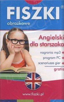 Fiszki dla dzieci. Angielski dla starszaka