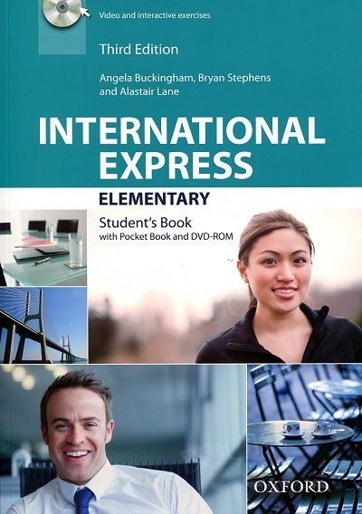 International Express 3Ed Elementary Student's Book with Pocket Book
