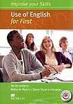 Improve your Skills for First. Use of English Książka ucznia (bez klucza) + kod online