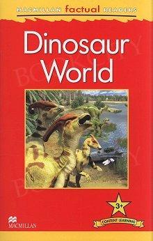 Dinosaur World Level 3 Book