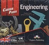 Engineering Class Audio CDs (set of 2)