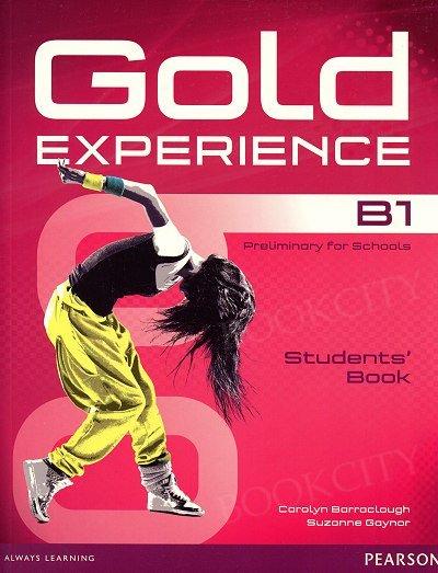 Gold Experience B1 podręcznik