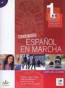 Nuevo Espanol en marcha 1 podręcznik