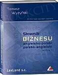 Słownik biznesu angielsko-polski, polsko-angielski (CD-ROM)