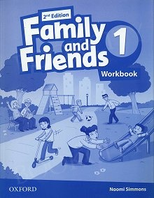 Family and Friends 1 (2nd edition) Workbook