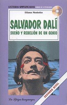 Salvador Dalí (poziom A2 - B1) Książka+CD