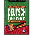 Mit Kreuzworträtseln Deutsch lernen 1 Kopiervorlagen