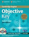 Objective Key (2nd Edition) Student's Book Pack (Student's Book with Answers & CD-ROM & Class Audio CDs(2))