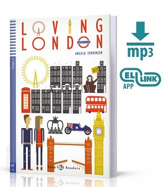 Loving London Książka+CD