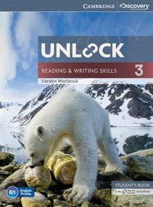 Unlock: Reading & Writing Skills 3 podręcznik