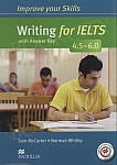 Improve your Skills for IELTS 4.5-6.0 Writing Skills podręcznik
