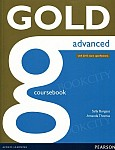 Gold Advanced (New Edition with 2015 exam specifications) podręcznik