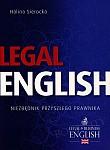 Legal English. Niezbędnik przyszłego prawnika Podręcznik+CD
