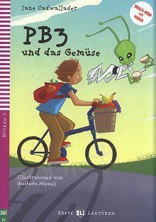 PB3 und das Gemüse (poziom 2) Książka+cd