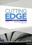 Cutting Edge 3rd Edition Starter Teacher's Resource Book with Resource Disc