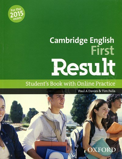 Cambridge English First Result (FCE 2015) podręcznik