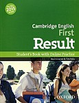 Cambridge English First Result (FCE 2015) Student's Book with Online Practice Pack