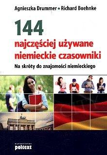 144 najważniejsze niemieckie czasowniki Książka