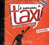 Le Nouveau Taxi 1 audio CD
