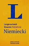 Słownik Premium Niemiecki polsko-niemiecki niemiecko-polski