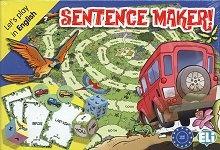 Sentence Maker! Gra językowa z polską instrukcją i suplementem