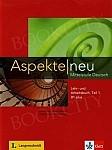 Aspekte NEU B1+ Lehr- und Arbeitsbuch mit Audio-CD Teil 1