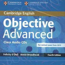Objective Advanced 4th Edition Class Audio CDs (3)