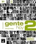 Gente Hoy 2 Ćwiczenia + CD